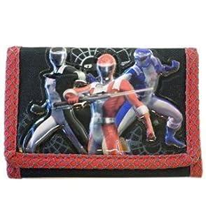 Amazon.com: Power Rangers Ninja Storm Kids Red/Black Tri ...
