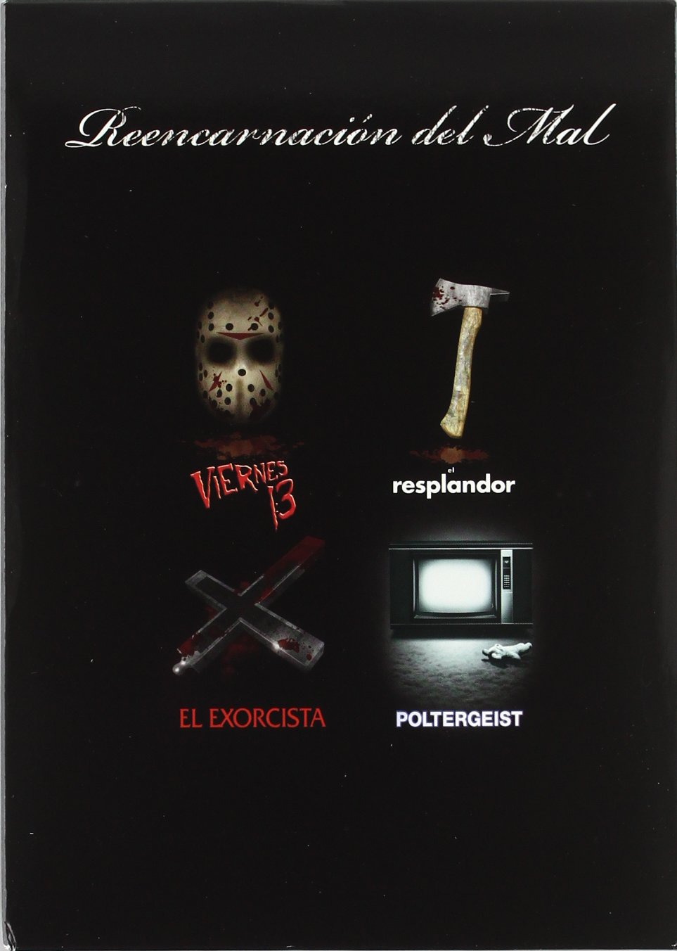Pack Horror negro [DVD]: Amazon.es: Varios: Cine y Series TV
