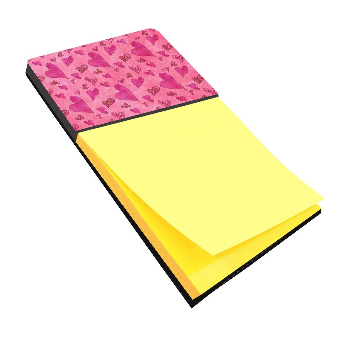 Carolines Treasures Desk Artwork Notepad Holder BB7550SN Multicolor
