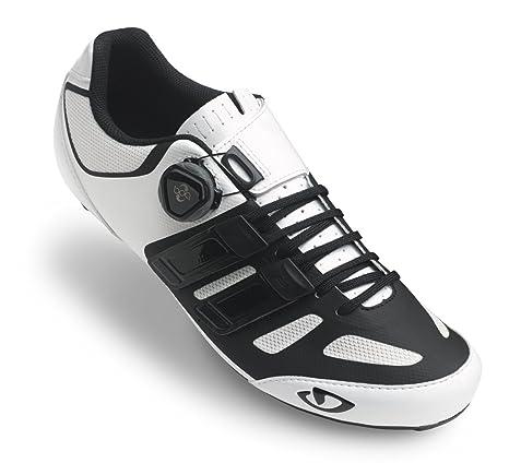 Giro sentrie techlace per bici da corsa scarpe bianco 2018