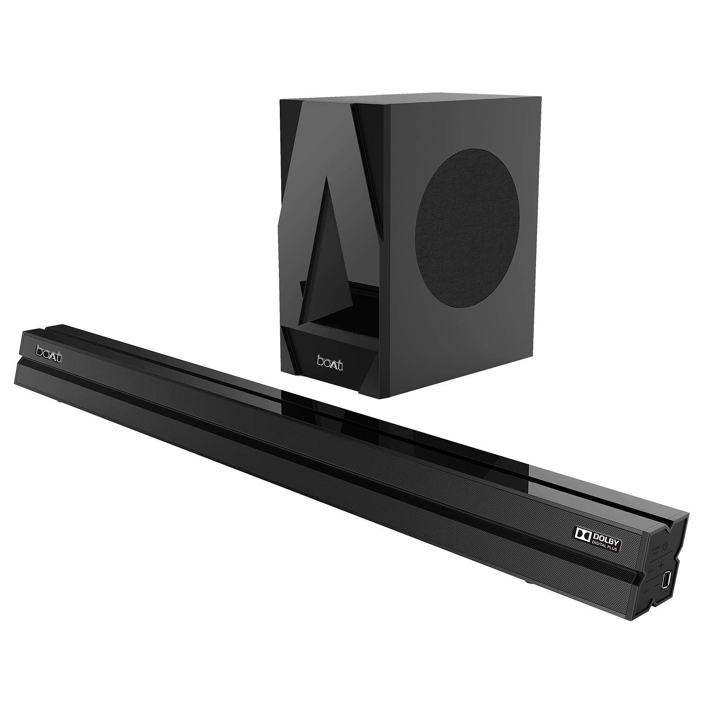 boAt AAVANTE Bar 1700D 120W 2.1 Channel Bluetooth Soundbar