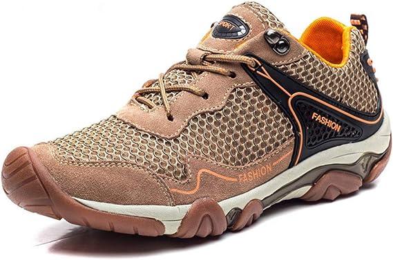 Senderismo Para Hombre Zapatillas New Balance Zapatos Para Zapatillas Deporte Hombre Running Seguridad Trabajo Industrial Y Deportiva Aptitud Ligero Seguridad Para Zapatillas Blue 38-46: Amazon.es: Ropa y accesorios