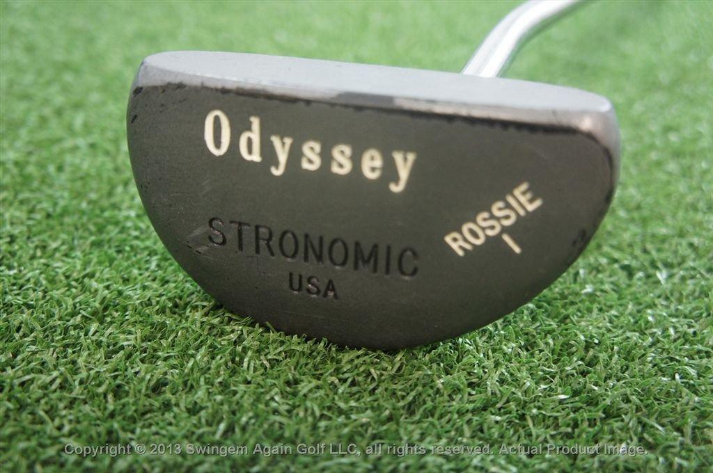 Amazon.com: Odyssey stronomic Rossie 1 para diestros) Putter ...