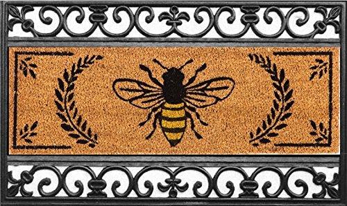 Evergreen Kensington Coir Mat Set, Coir Mat Size: 28.25