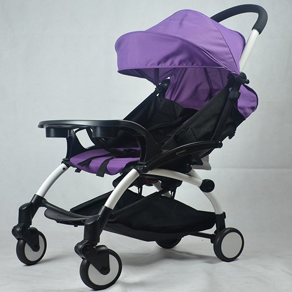 Amazon.com: babylike Infant carrito de bandeja de aperitivos ...