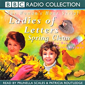 Ladies of Letters Spring Clean Radio/TV