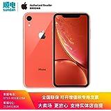【顺电自营】Apple iPhone XR 128GB 珊瑚色 MT1F2CH/A 双卡双待 苹果官方授权 全新国行正品 含税带票