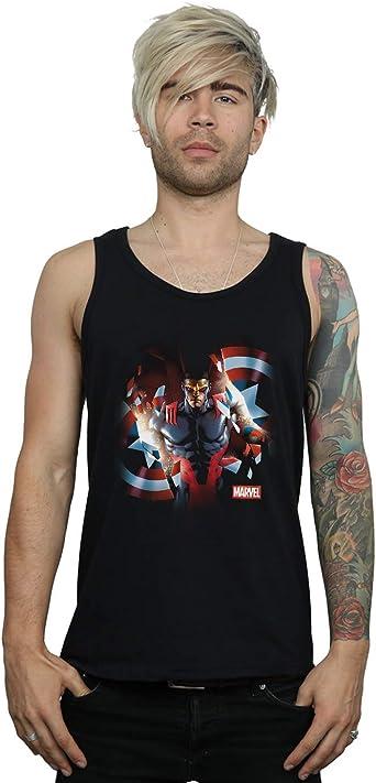 Marvel Hombre Captain America Sam Wilson Shield Breakthrough ...