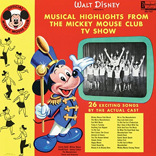 Mickey Mouse Club Alma Mater