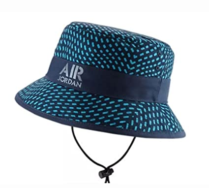 5336e39f ... coupon code for air jordan mens stencil bucket hat small medium  midnight navy 7efc2 f1291