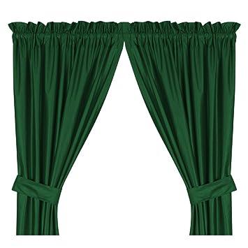 Amazon.com : Green Bay Packers NFL Drape : Window Treatment ...
