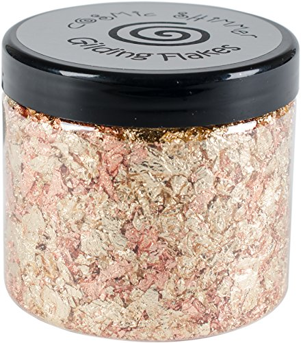 Creative Expressions CSGF Cosmic Shimmer Gilding Flakes 200ml, Warm Sunrise from Creative Expressions