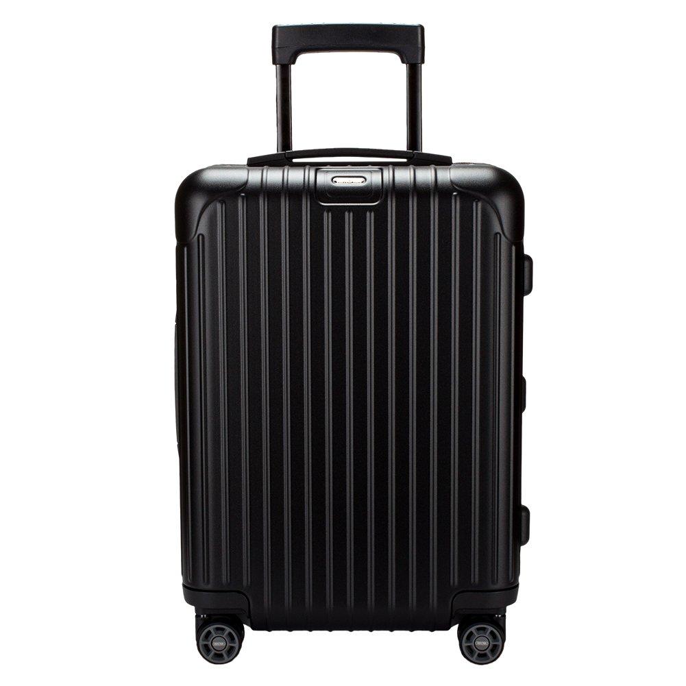 [ リモワ ] RIMOWA サルサ 37L 4輪 810.53.32.4 キャビンマルチホイール キャリーバッグ マットブラック SALSA Cabin MultiWheel Matte Black スーツケース [並行輸入品] B06Y2D4P5M