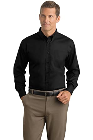 d2acf7ee Red House Men's Herringbone Non Iron Button Down Shirt at Amazon Men's  Clothing store: