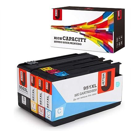 JetSir Compatible cartucho de tinta reemplazo para HP 950 X L 951 ...
