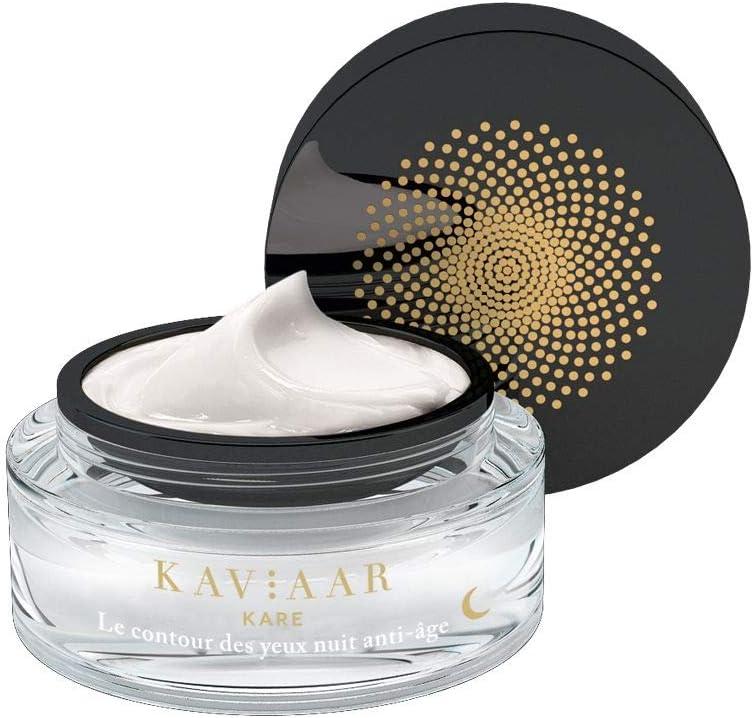 KAVIAAR KARE - La crema contorno de ojos antiedad noche ...