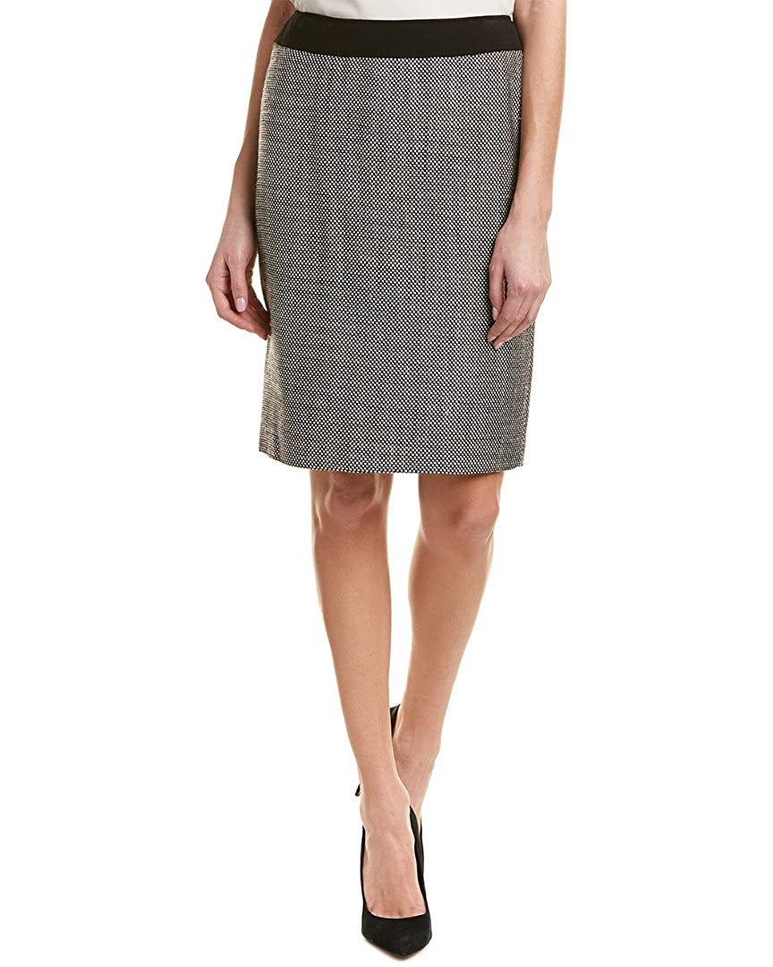 e48261e309 Tahari ASL Womens Ponte Knit Knee-Length Pencil Skirt at Amazon Women's  Clothing store: