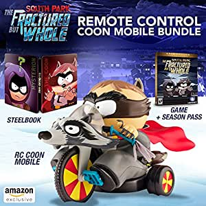 South Park: The Fractured but Whole - Xbox One Coon Mobile Bundle Edition