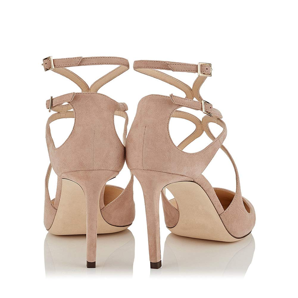 Damenschuhe Spitze Zehe Stiletto High Heels,MWOOOK-462 Party Party Party Schuhe Abendschuhe Nachtclub Super High Heels 1cef01
