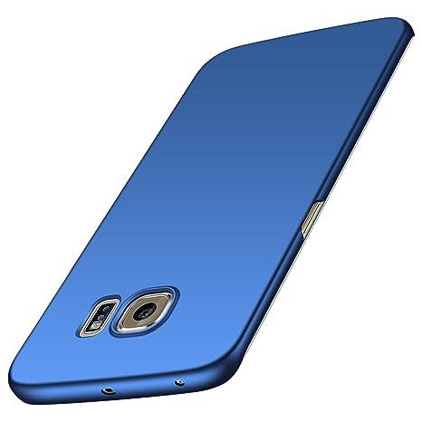 coque galaxy s6 edge bleu