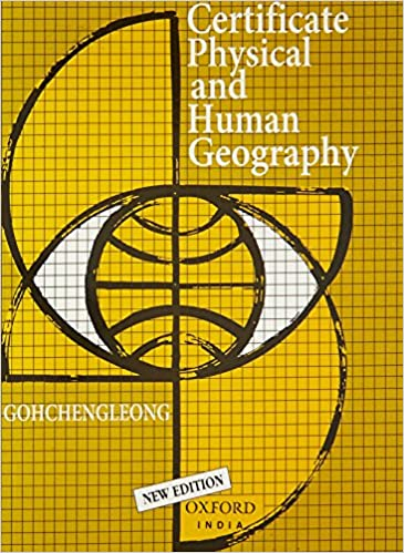 Certificate Physical and Human geography By G. C Leong