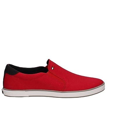 Tommy Hilfiger - Marlow 2D - FM0FM00597611 - Color: Red - Size: 8.0