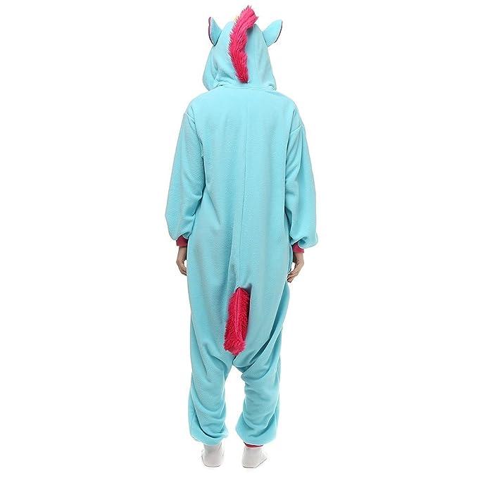 Unicorn/Unicornio Pijama Felpa Trajes En general Ropa de dormir Ropa de noche Ropa de salón Para niños y adultos: Amazon.es: Ropa y accesorios