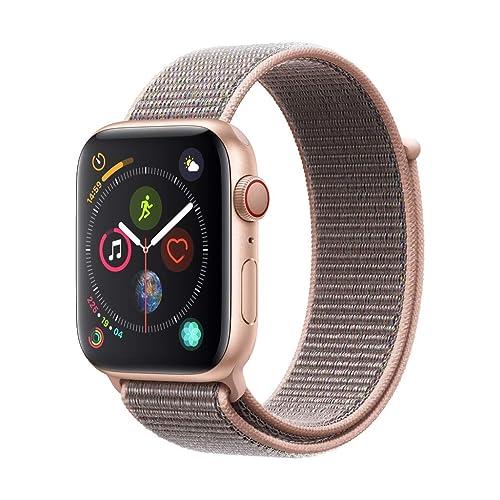 Apple Watch Series 4(GPS+セルラーモデル)- 44mm ゴールドアルミニウム
