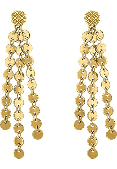 fbc9e83ca Tommy Hilfiger Ladies' Earrings 2780033: Amazon.co.uk: Jewellery