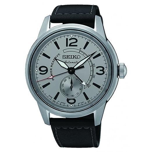 Reloj Seiko Presage Automático Edición Limitada Caballero SSA337J1: Amazon.es: Relojes