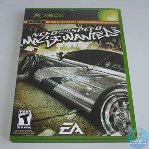 Amazon Com Need For Speed Most Wanted Xbox Artist Not Provided