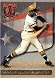 Roberto Clemente baseball card (Pittsburgh Pirates Hall of Famer) 1997 Topps #RC3 Insert Edition