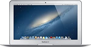 Apple MacBook Air MD711LL/B 11.6-Inch Laptop (Renewed)
