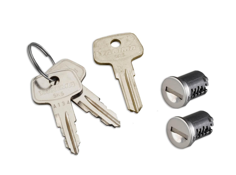 Yakima 8007202 Same Key System Lock Core