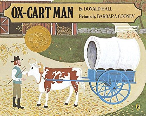 Ox-Cart Man - With Pictures Men Of Men