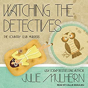 Watching the Detectives Audiobook