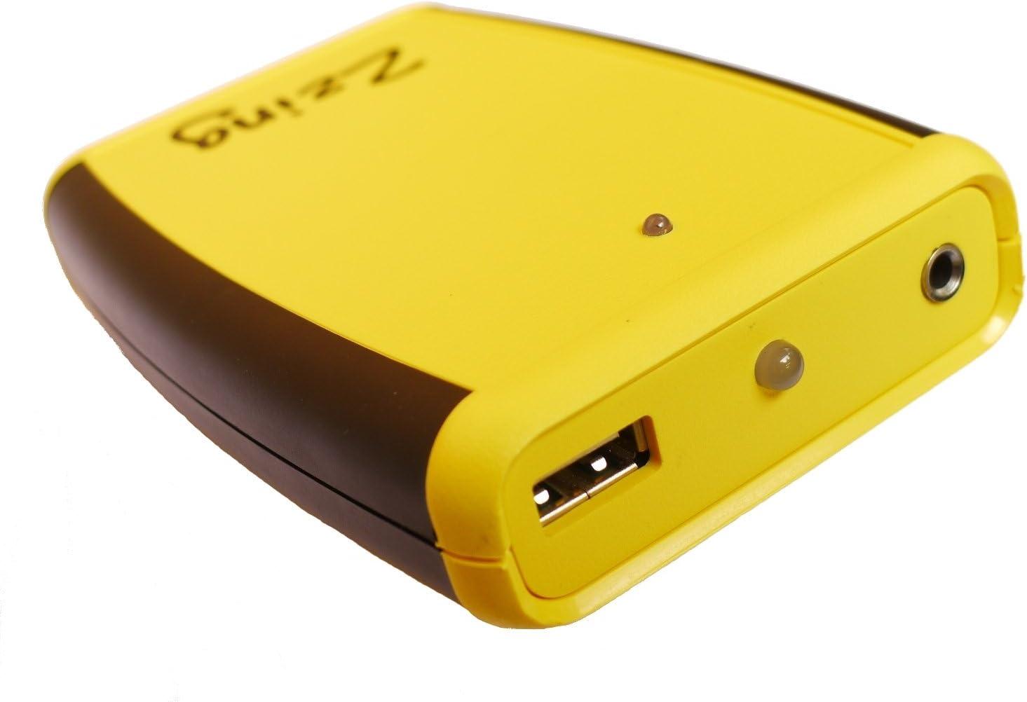 Cargador USB Zzing para bicicleta-Hub Dynamo - Smartphone Edition ...