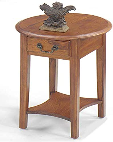 Heartwood Crossing Oval End Table