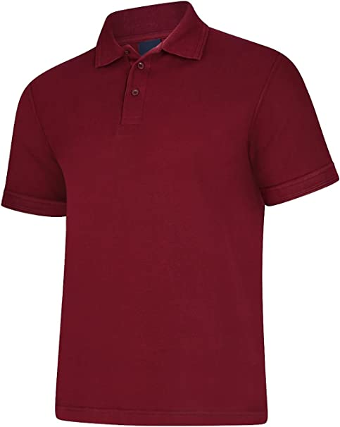 Roly - Polo - para Hombre Rojo Rojo (Maroon) XXX-Large: Amazon.es ...