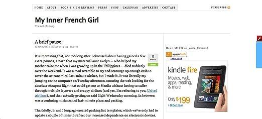 Amazon.com: My Inner French Girl: Marjorie R. Asturias ...