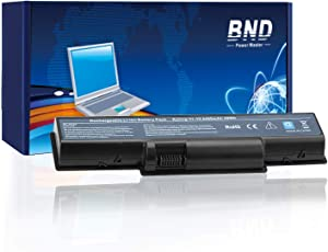 BND AS09A61 Laptop Battery for Acer Aspire 5517 5532 5732Z 5734Z, fits P/N MS2285 MS2274 MS2273 AS09A31 AS09A41 AS09A51 AS09A71-12 Months Warranty