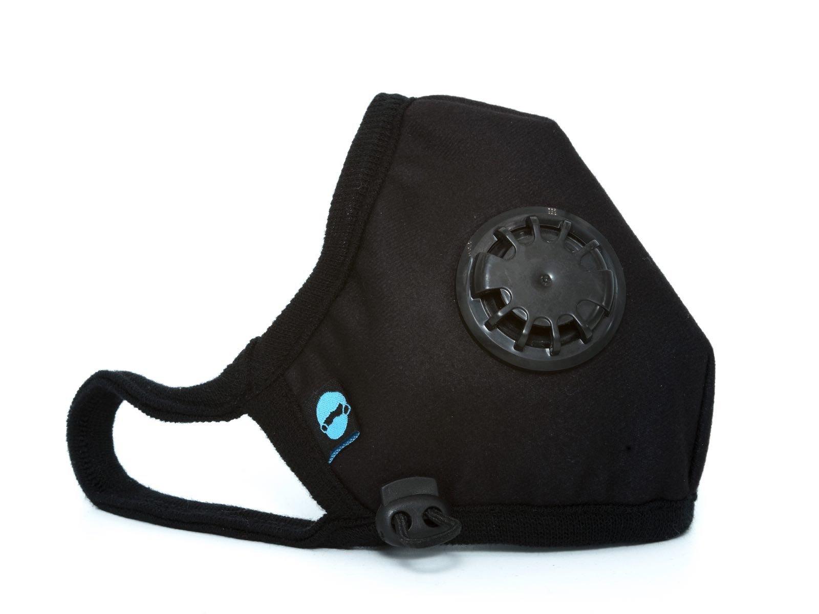 Cambridge Mask Co Pro Anti Pollution N99 Washable Military Grade Respirator with Adjustable Straps - Churchill S Pro