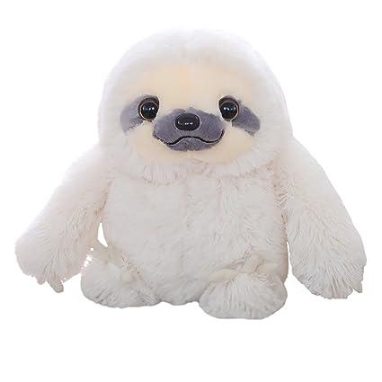 Amazon Com Winsterch Kids Sloth Stuffed Animal Toy Plush Sloth Toy