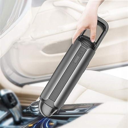 Aspirador portátil de Mano Potente para automóvil Coche portátil de Mano aspiradora Potente, Cámara en Mano Coche Vacuum Cleaner Potente: Amazon.es: Hogar