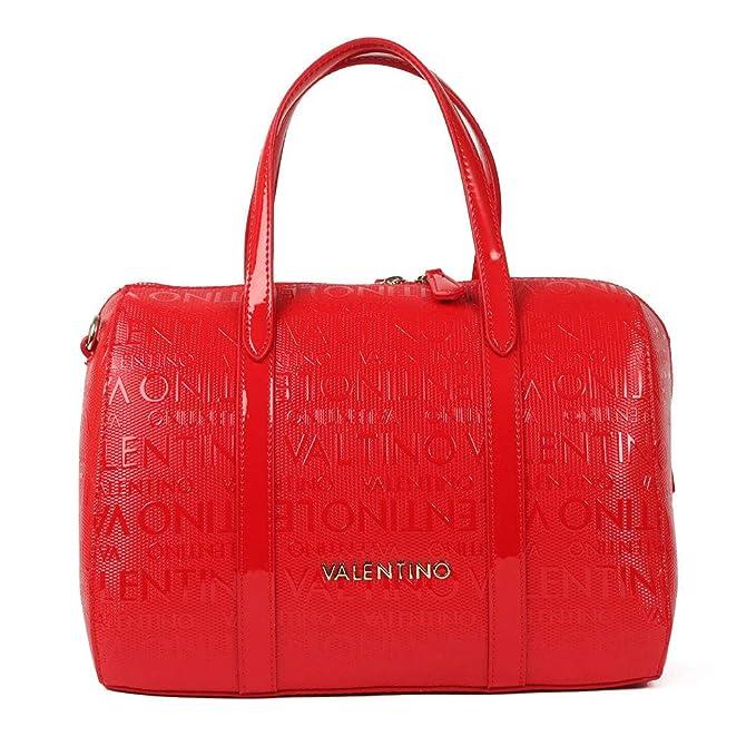 Mario Valentino Valentino by Serenity Bolso de mano rojo: Amazon.es: Ropa y accesorios