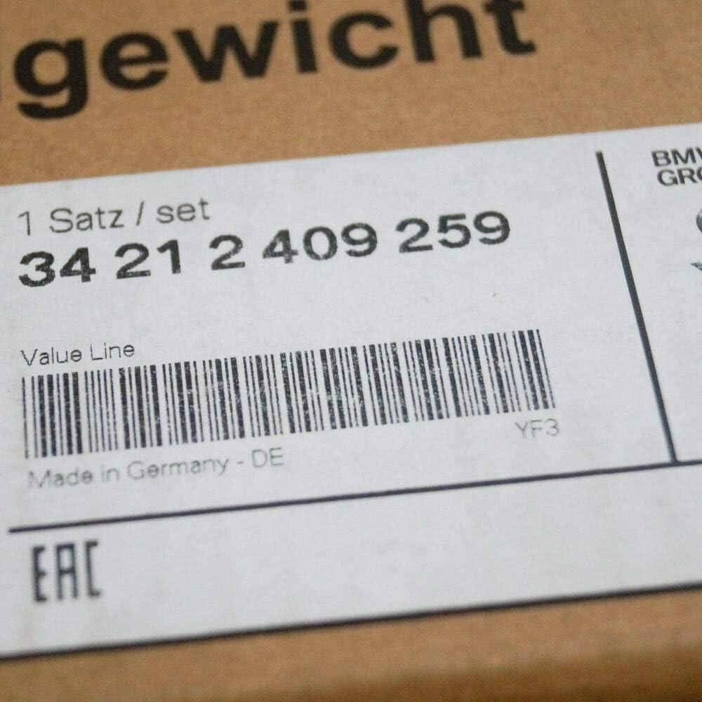 Sensor For E84 34212409259 BMW Genuine Rear Brake Pads Set