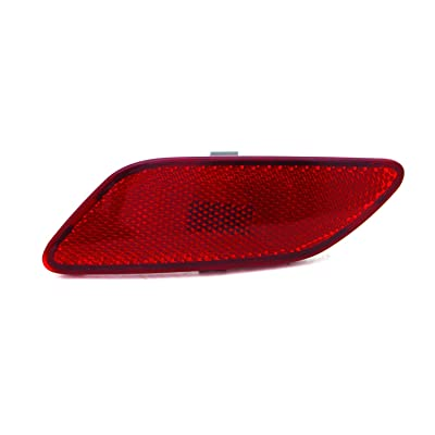 TYC 17-5262-00-1 Rear Left Replacement Reflex Reflector: Automotive