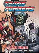 Transformers: Space Pirates (Transformers (Titan Books Paperback))