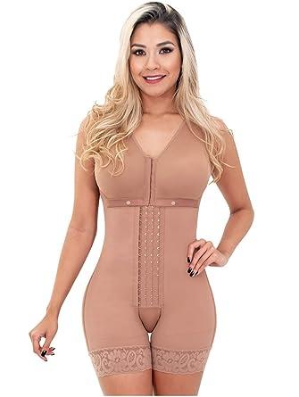 feacc8cba65 SONRYSE 086 Women Slimming Bra Shapewear Body Shaper l Fajas Colombianas  Mocha