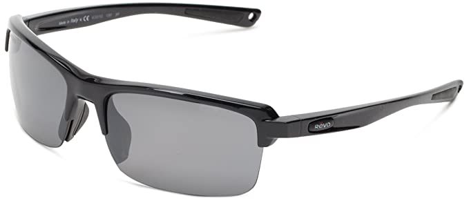 1630e7b5cb5 Revo Unisex RE 4066 Crux N Rectangular Polarized UV Protection Sunglasses